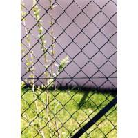Poplastované pletivo na ploty