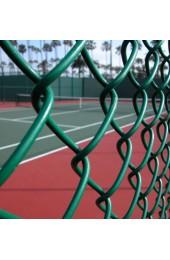 Pletivo poplastované pre tenis (PVC) 45mm oko, 3mm drôt