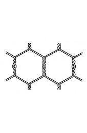 Šesťhranné pletivo z pozinkovaného drôtu Zn